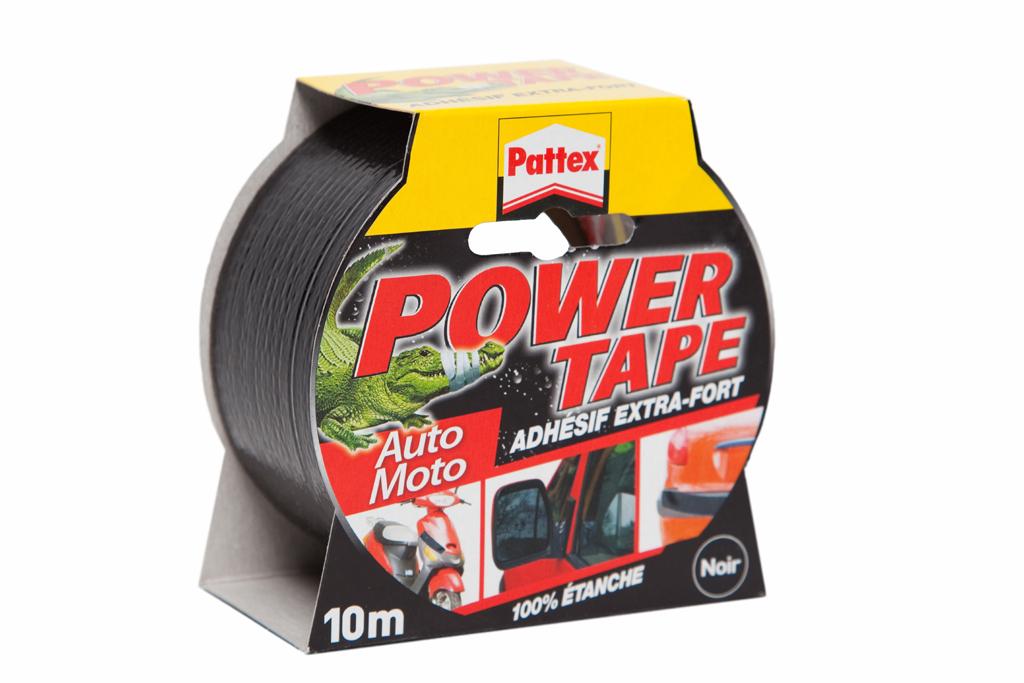 Comment utiliser le Power Tape ?