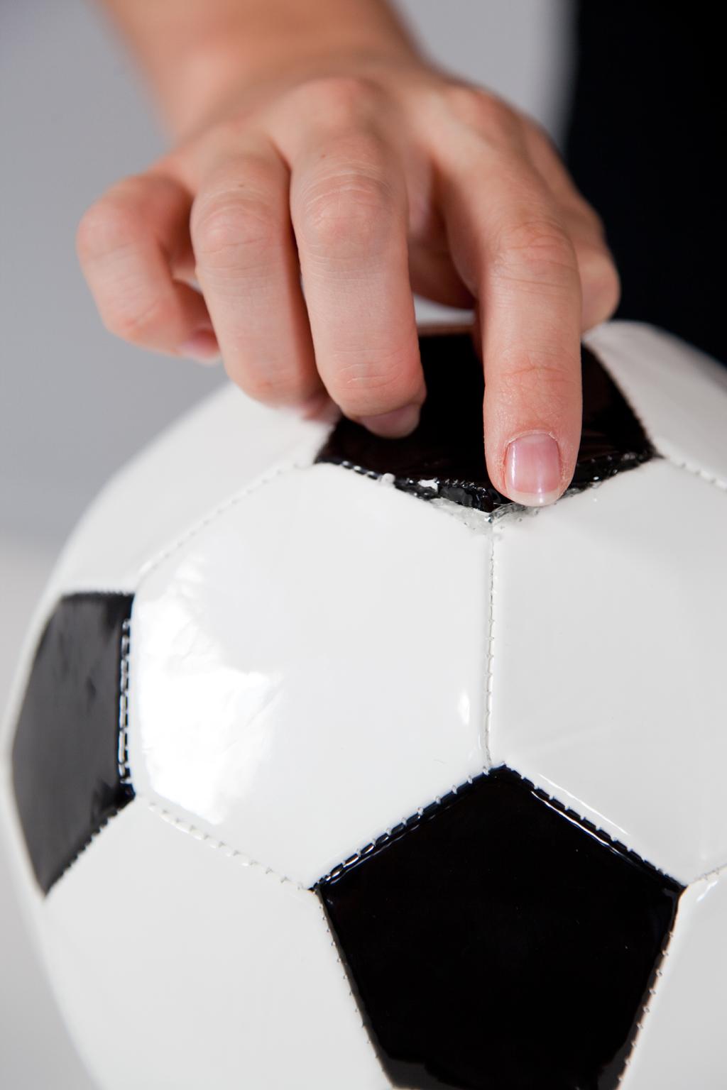 Reparer un ballon