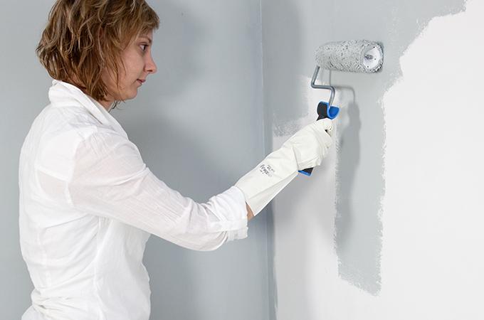 Peindre un mur : comment bien faire ?