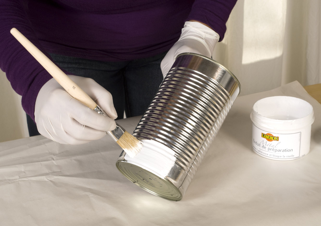 Transformer une boite en égouttoir