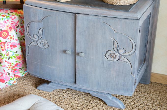 Renover un meuble en bois