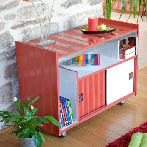 relooker un meuble tv en bois diy family. Black Bedroom Furniture Sets. Home Design Ideas