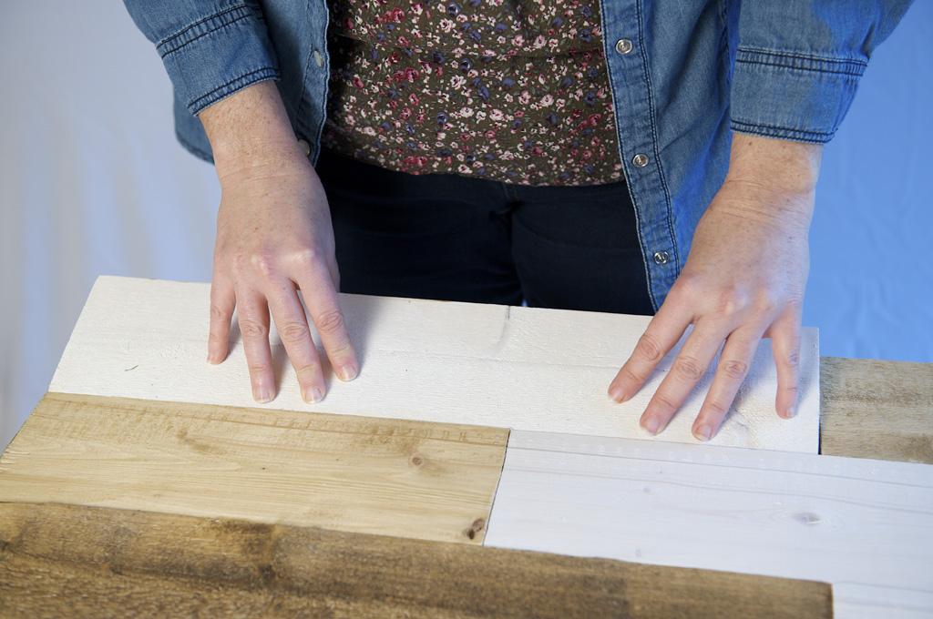 Rénover une table en bois