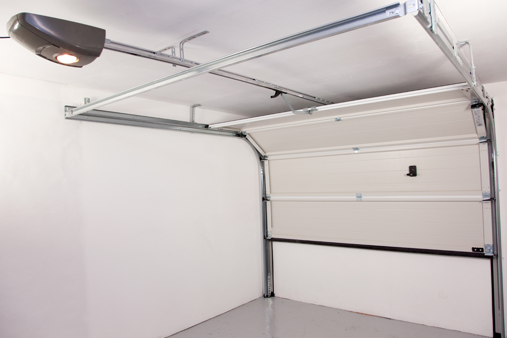 Motoriser une porte de garage