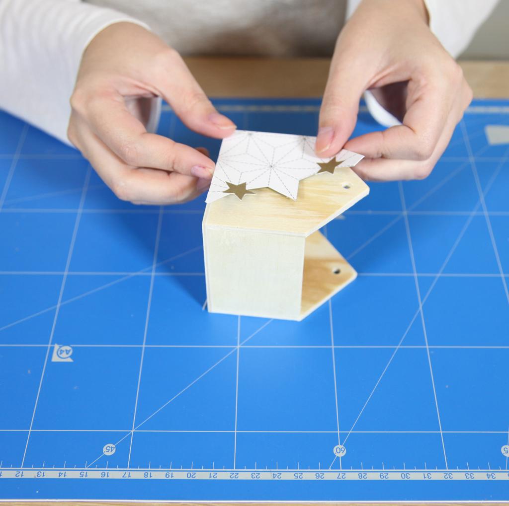 Faire un calendrier de l'Avent DIY
