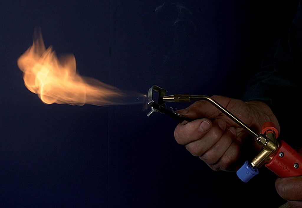 Quelles flammes pour souder
