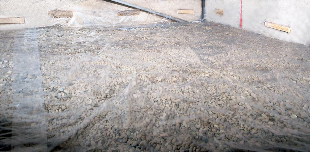 Couler une dalle sur un sol naturel