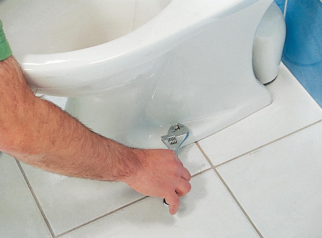 Comment installer des wc en kit